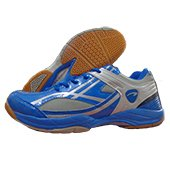 PRO ASE 005 Badminton Shoe Blue and Gray