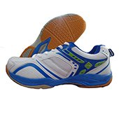 PRO ASE 006 Badminton Shoe White and Blue