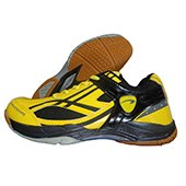 PRO ASE 005 Badminton Shoe Yellow and Black