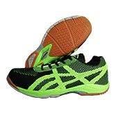 PRO ASE BG010 Badminton Shoe Black and Green