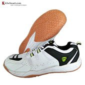 PRO ASE BG003 Court Badminton Shoe White and Black