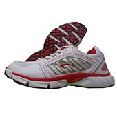 PRO ASE Running Shoes Red and white