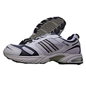 PRO ASE Running Shoes white and Gray