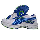 PRO ASE Running Shoes white and Blue