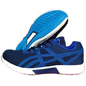 PRO ASE JG026 Jogger Shoes Blue Model 2