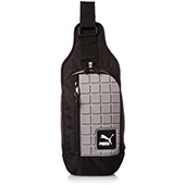 Puma Black and Cream Casual Backpack