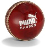 Puma Karbon Red LB Cricket Ball