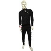 Puma Tracksuit Black Medium