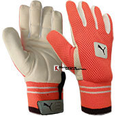 Puma Evo Half Padded Leather Wicket Keeping Inner Gloves