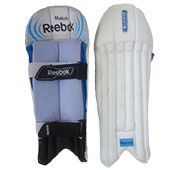 Reebok Match Wicket Keeping Pads