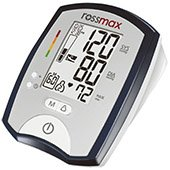 Rossmax Deluxe Automatic Blood Pressure Monitor