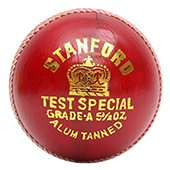 SF Test Special Red Cricket Ball 12 Ball Set