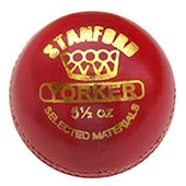 SF Yorker Cricket Ball 3 Ball Set