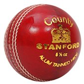 SF County Cricket Ball 6 Ball Set