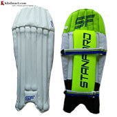 SF Club Wicket Keeping Leg Guard