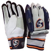 SG Cricket Batting Gloves Club