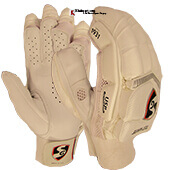SG Test White Cricket Batting Gloves New