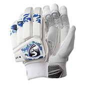 SG R17 Cricket Batting Gloves LH