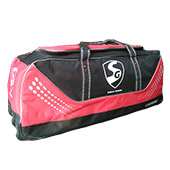 SG Coffipak Cricket Kit Bag Red and Black