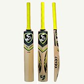 SG RSD Xtreme English Willow Cricket Bat Size SH