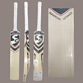 SG Maxxum Ultimate English Willow Cricket Bat