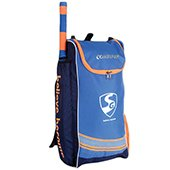 SG Comfipak Kit Bag Blue and orange