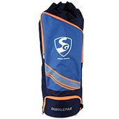 SG Dufflepak Kit Bag Blue and orange