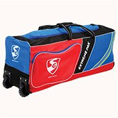 SG Extremepak Kit Bag Blue Red and Black