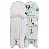 SG Nylite Cricket Batting  Pads Mens Size