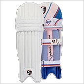 SG Ecolite Cricket Batting  Pads Mens Size