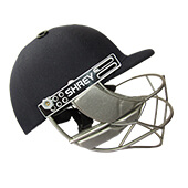 Shrey Master Class Cricket Helmet With Stainless Steel Grille Size Large 60_63