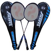 Silvers Micro Two set Badminton Rackets