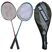 Silvers SB 212 Two set Badminton Rackets