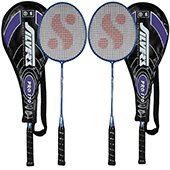 Silvers Pro 170 Two set Badminton Rackets