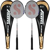 Silvers Fire 3020 Two set Badminton Rackets