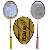 Silvers SB 503 Two set Badminton Rackets