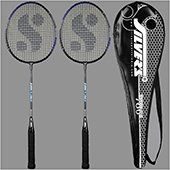 Silvers 786 2 Set Badminton Rackets