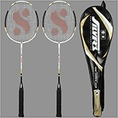 Silvers Ion 2 set Badminton Rackets