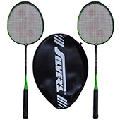 Silvers SB 116 Two set Badminton Racket