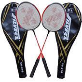 Silvers SB 216 Two set Badminton Racket
