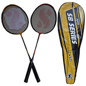 Silvers SB 319 Two set Badminton Racket