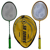 Silvers JB 109 Junior Two set Badminton Racket