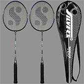 Silvers 786 2 Set Badminton Racket