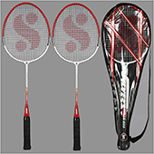 Silvers Jb 909 Junior 2 set Badminton Racket