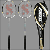 Silvers Ion 2 set Badminton Racket