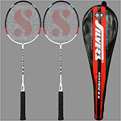 Silvers Centric 2 set Badminton Racket