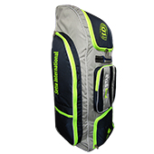 SI Pro Star Edition Cricket Kit Bag Lime Silver