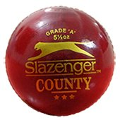Slazenger Cricket Ball County 24 Ball Set