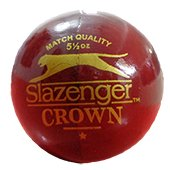 Slazenger Cricket Ball Crown Set of 6 Ball