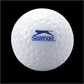 Slazenger White International Hockey Ball